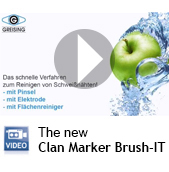 Clean Marker Brush video